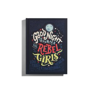 Good Night Stories for Rebel Girls #1 (EN)