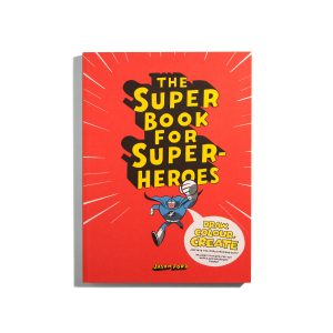 Super Book for Super Heroes