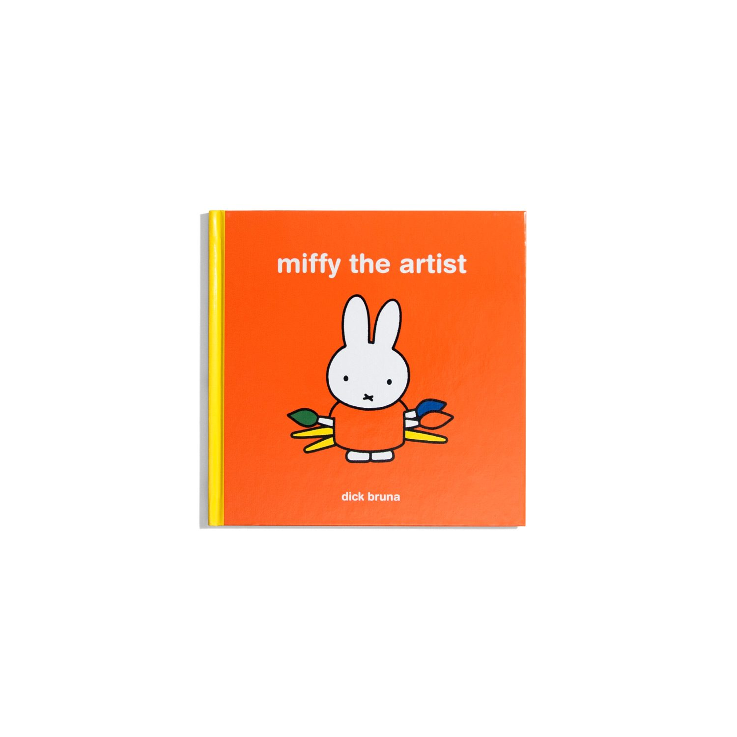 Miffy the artist - Dick Bruna