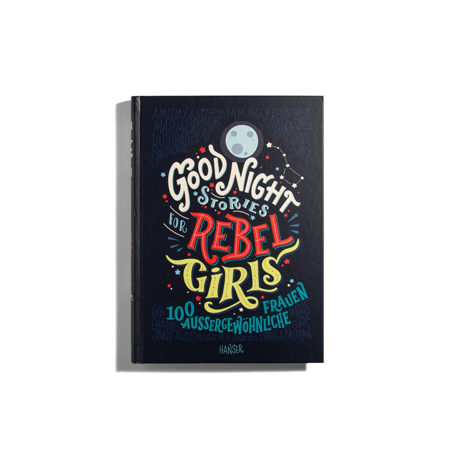 Good Night Stories for Rebel Girls #1 (DE)