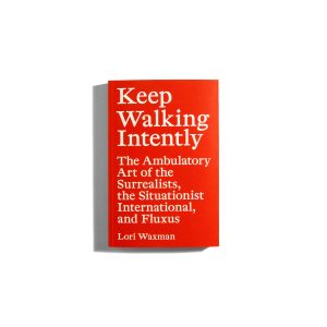 Keep Walking Intently