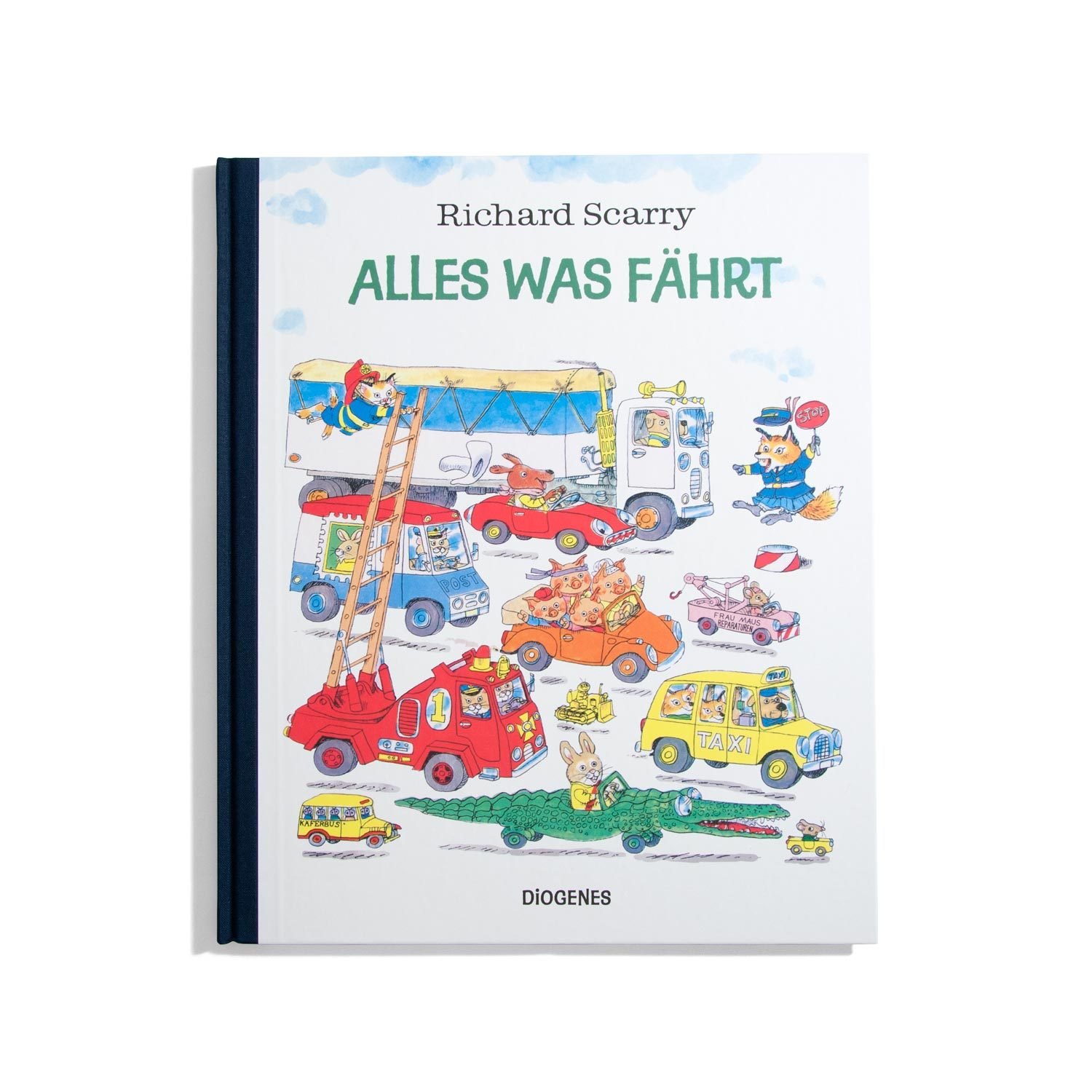 Alles was fährt - Richard Scarry