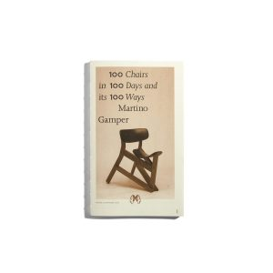100 Chairs in 100 Days and its 100 Ways (EN)
