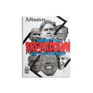 Adbusters Sep./Oct. 2018