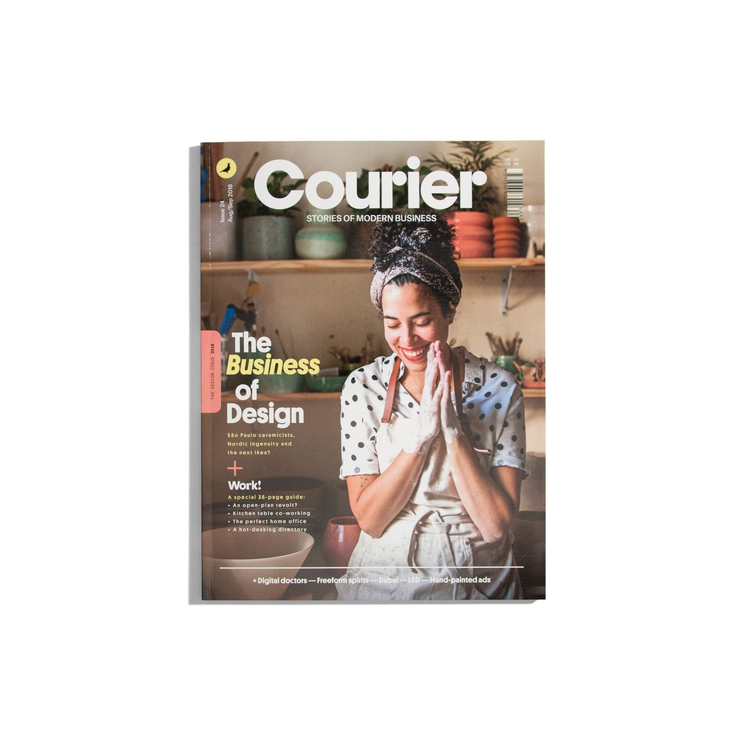 Courier #24 Aug./Sep. 2018