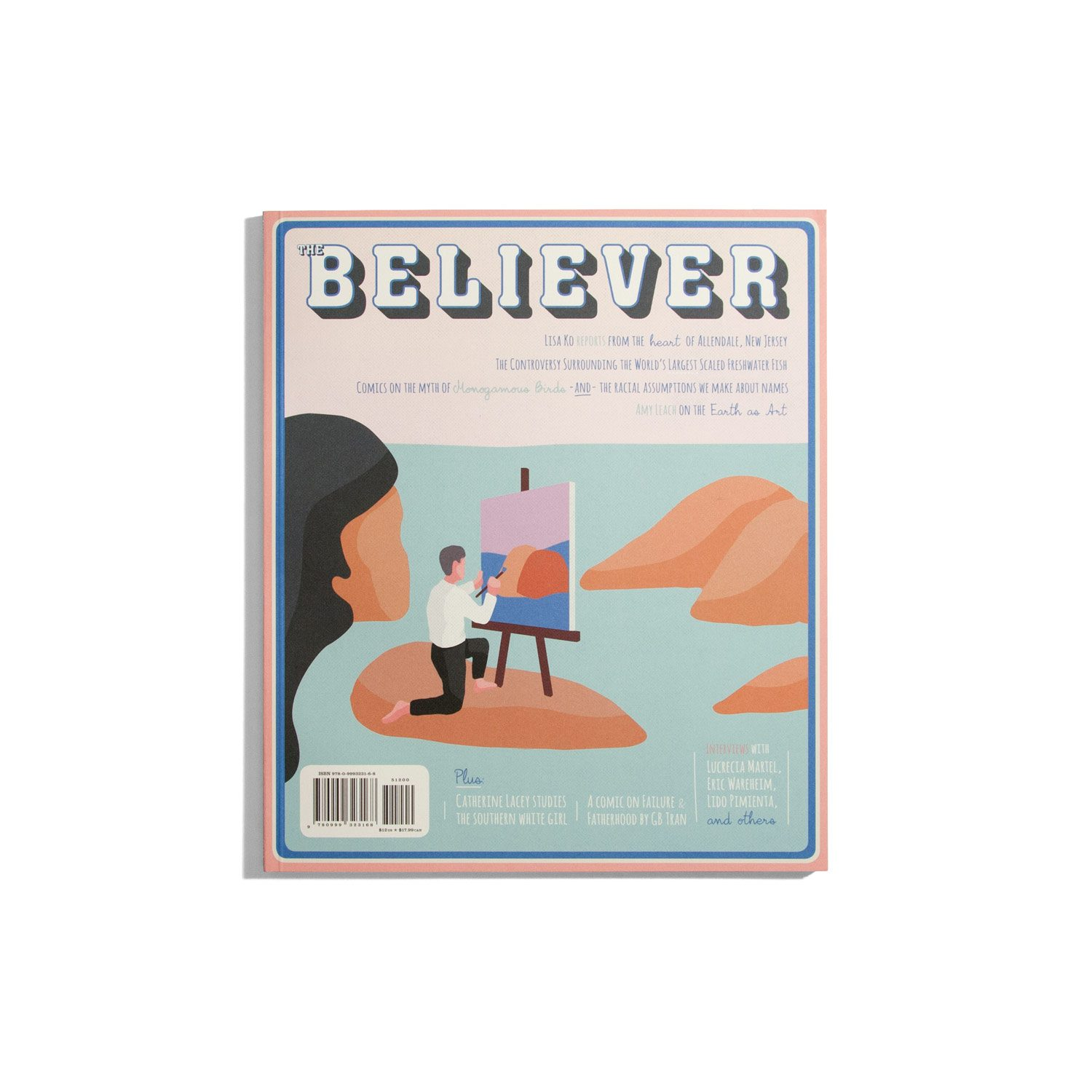 The Believer #121 Oct./Nov. 2018