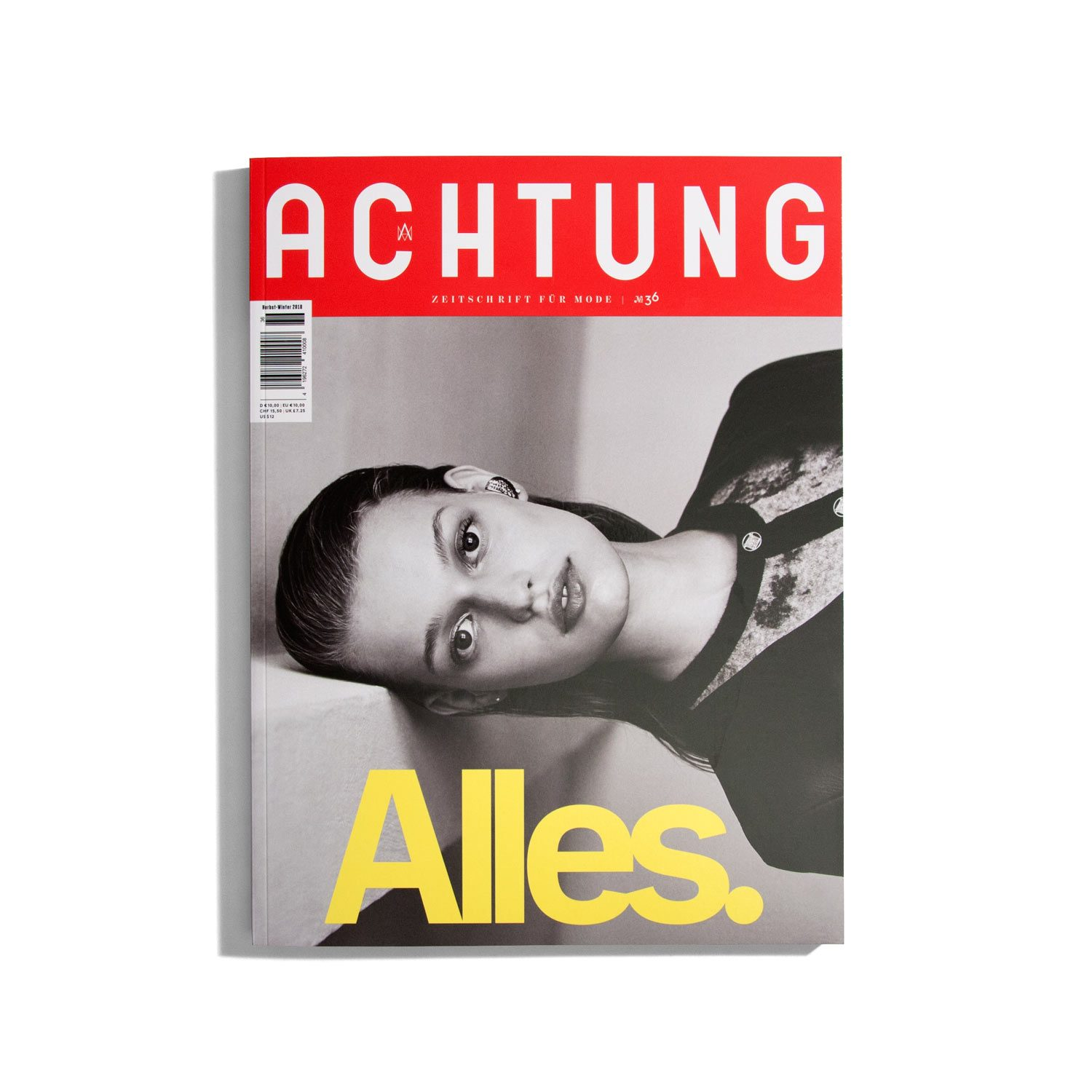 Achtung #36 A/W 2018