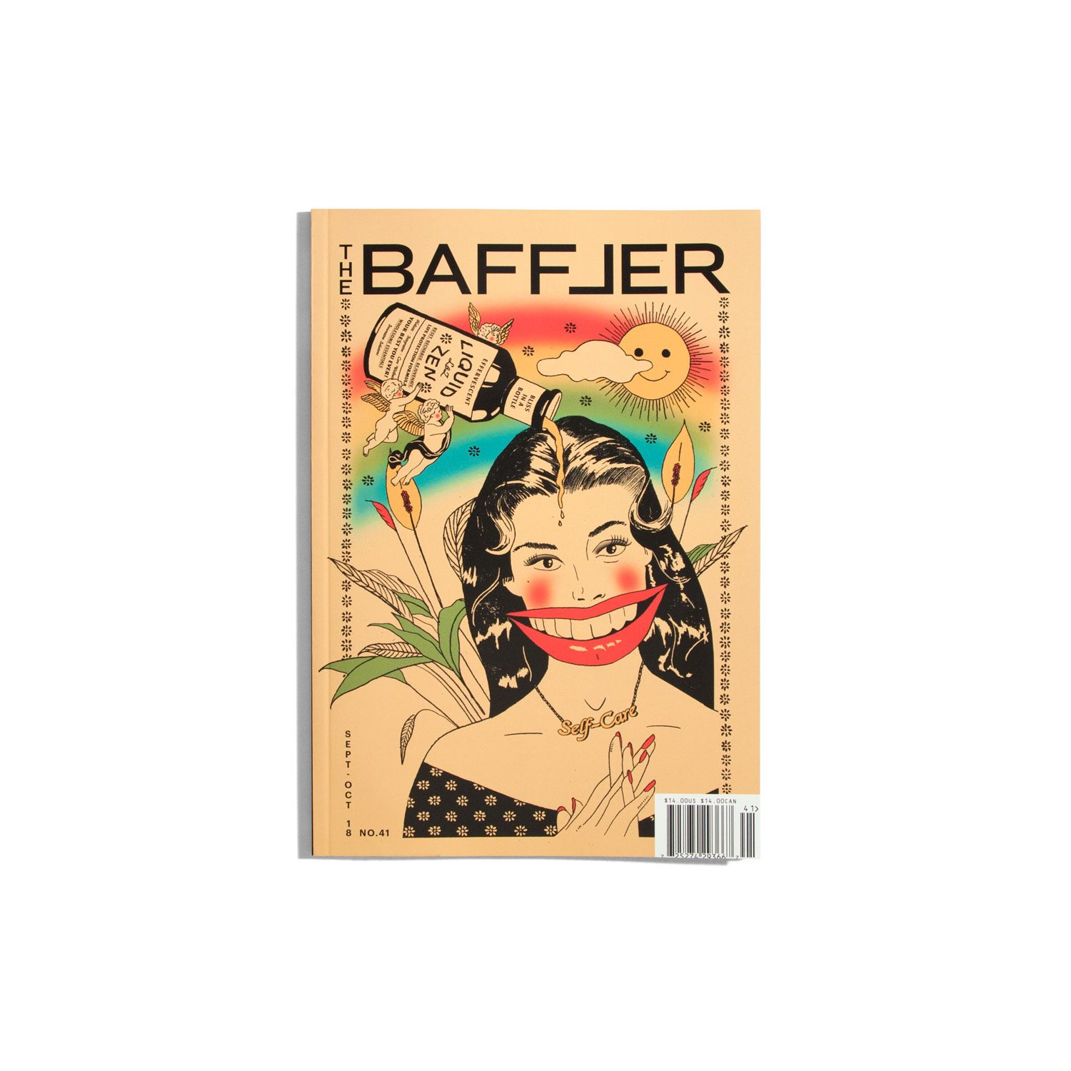 The Baffler #41 Sep./Oct. 2018