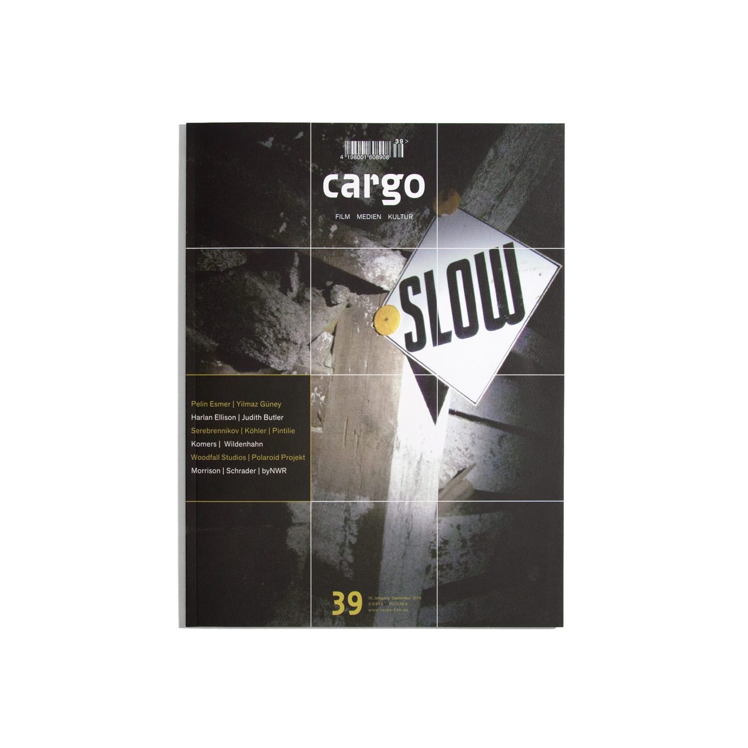 Cargo 39 2018 Do You Read Me