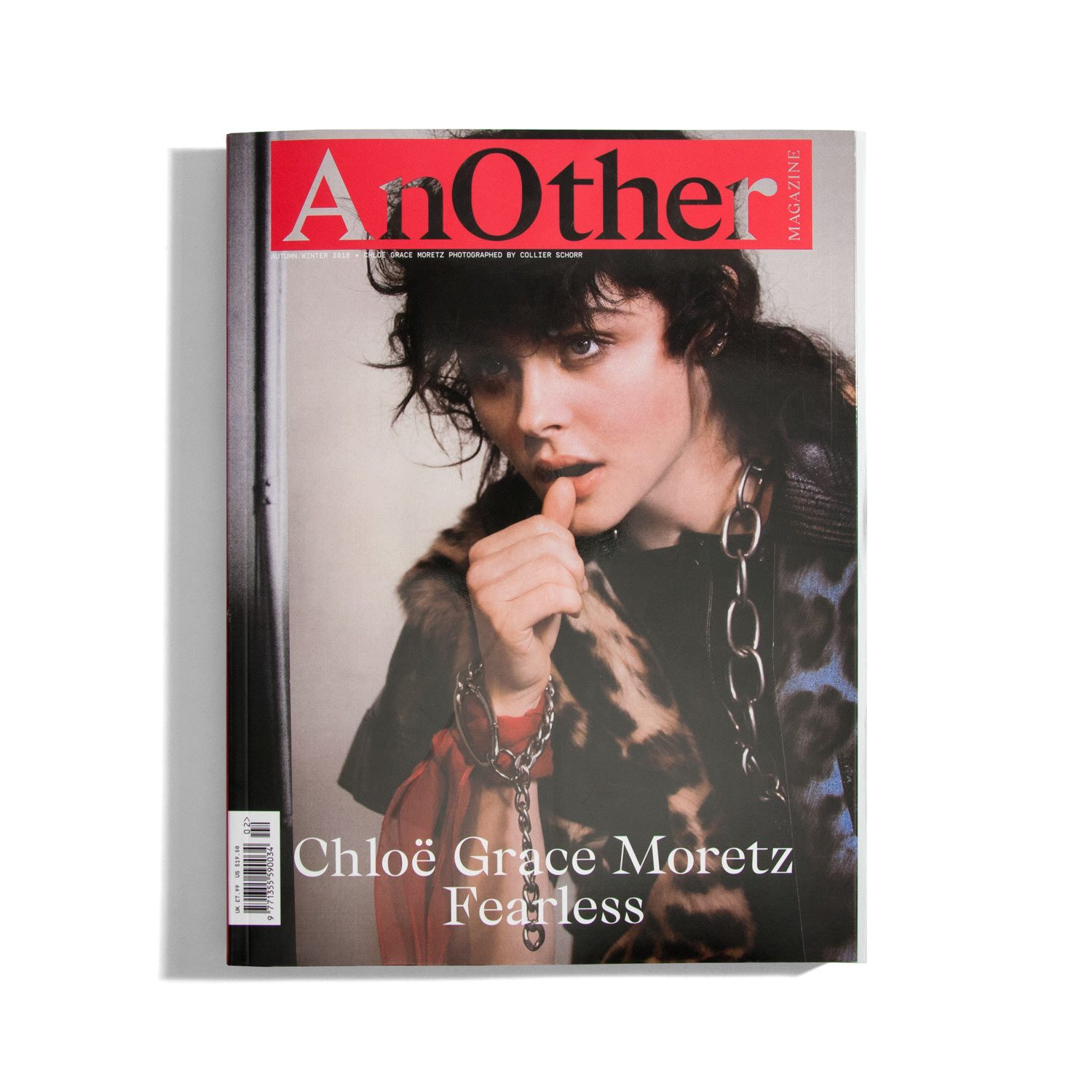Another Magazine A/W 2018