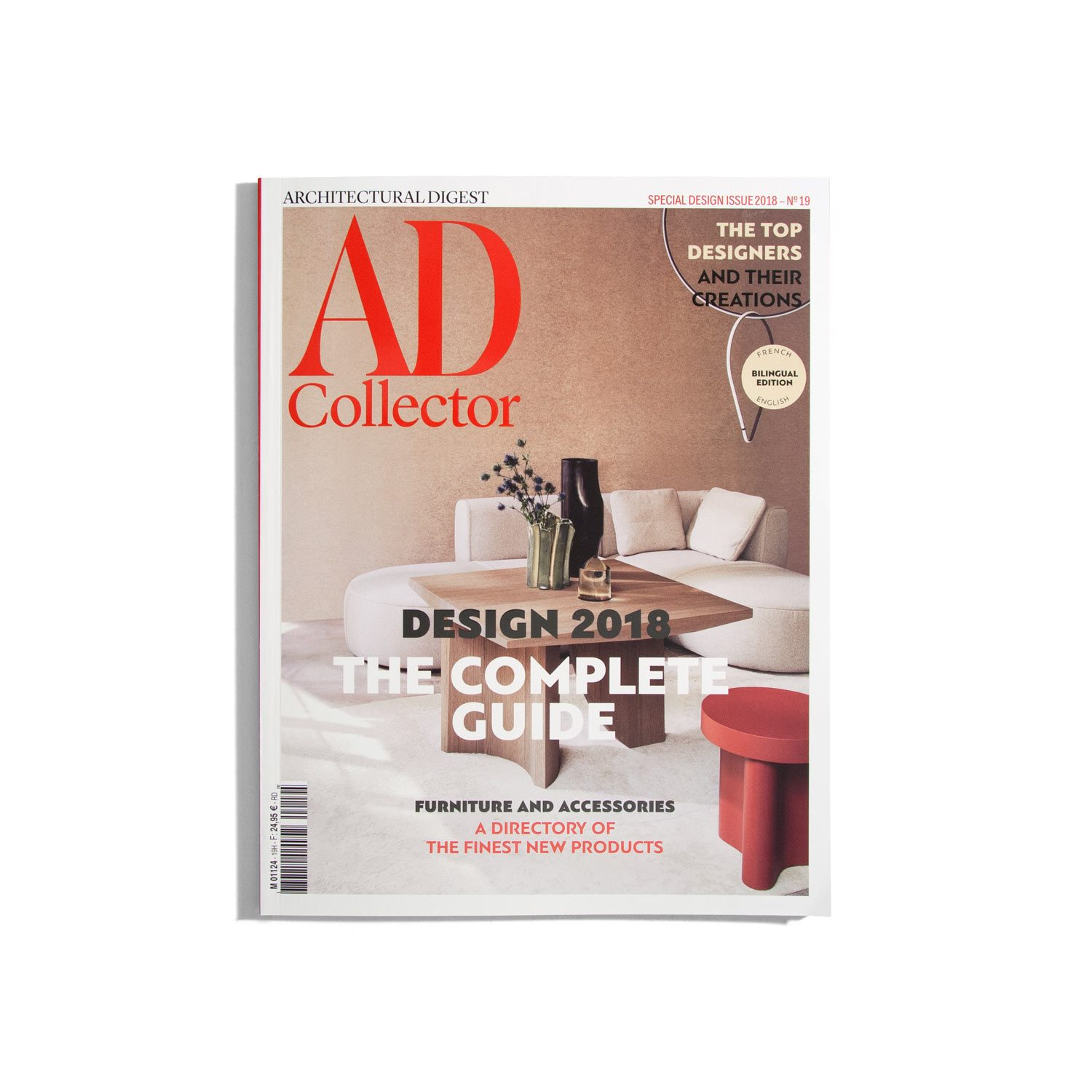 AD Architectural Digest Collector #19 2018