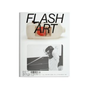 Flash Art Sept./Oct. 2018