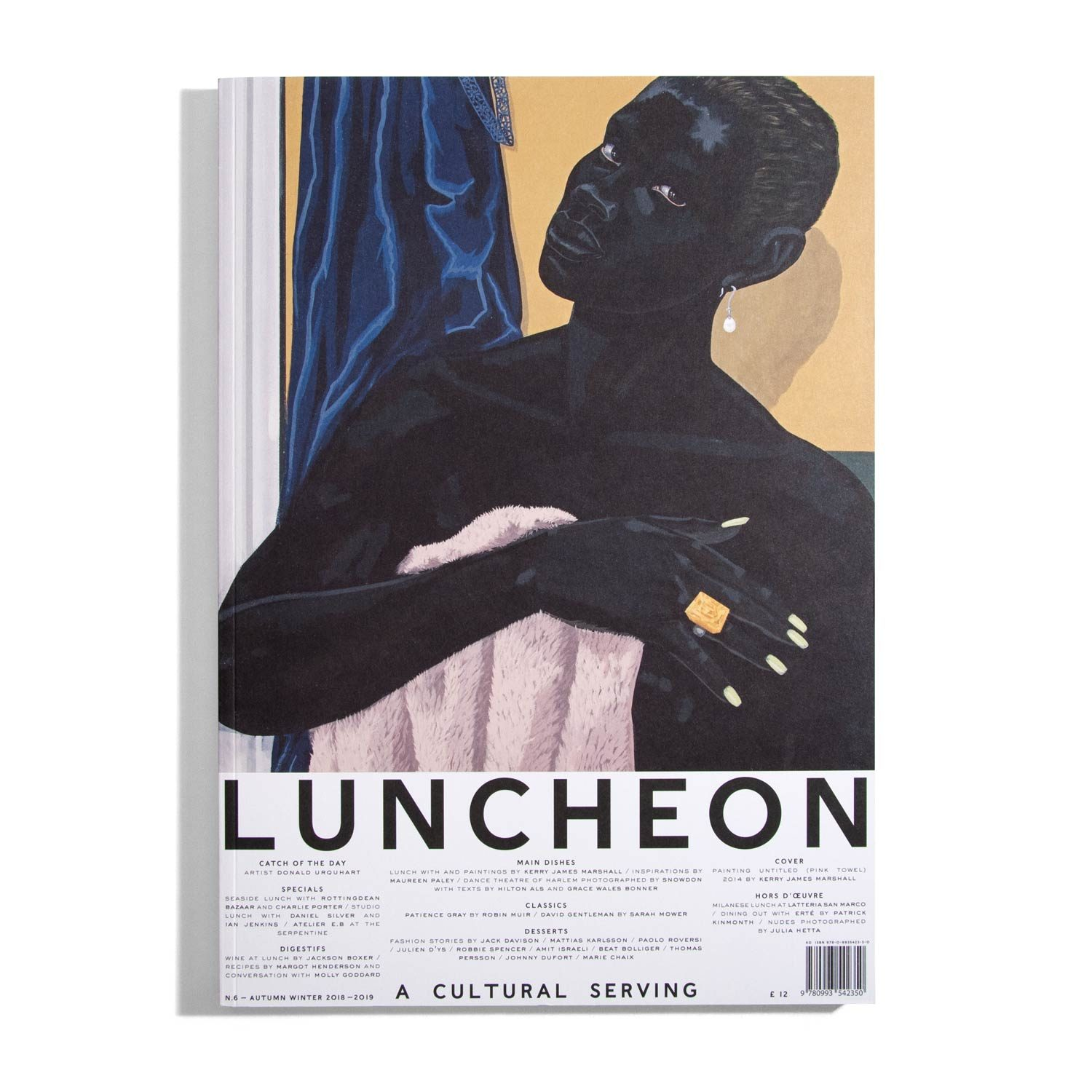 Luncheon #6 A/W 2018