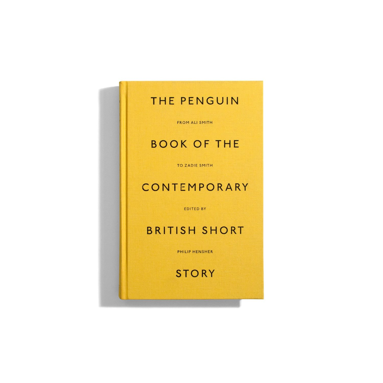 The Penguin Book of the Contemporary British Short Stories