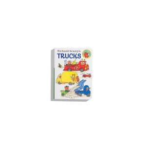 Trucks - Richard Scarry