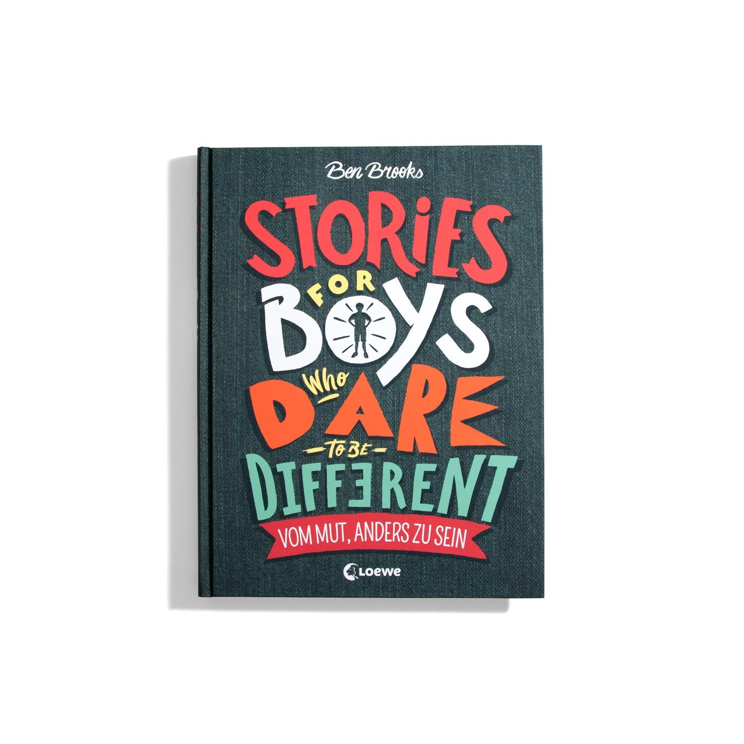 Stories for Boys Who Dare to Be Different (DE) - Ben Brooks