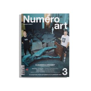 Numero Art #3 Sep.18 - Feb.19