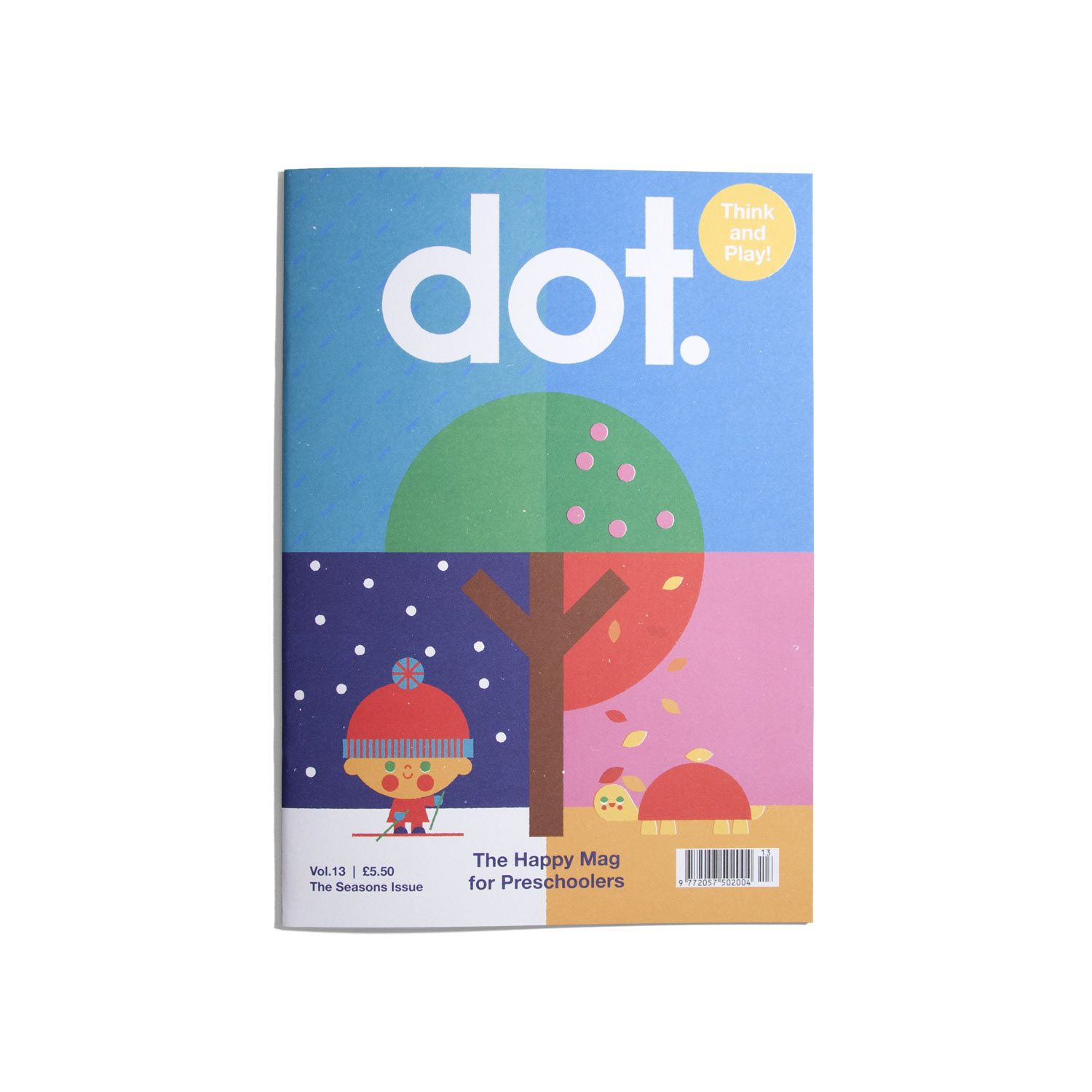 DOT Mag for Kids #13 2018