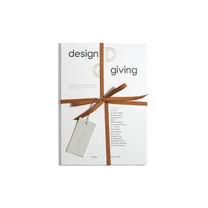 Design Giving Book - #1 2018-2019