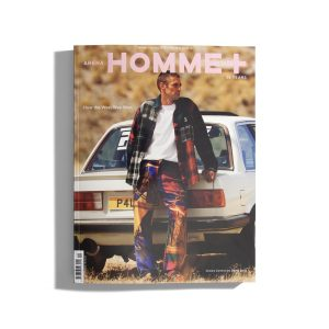 Arena Homme+ #50 A/W 2018