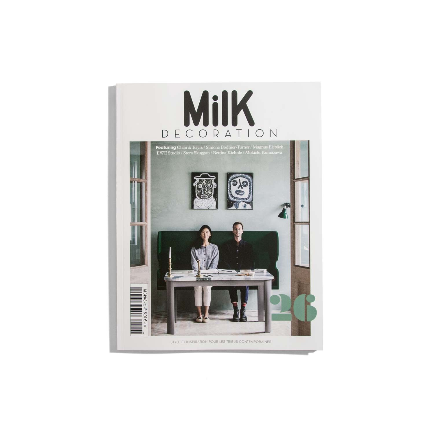 Milk Decoration Dec.-Feb 2018/19