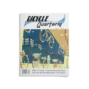 Bicycle Quarterly #66 2018