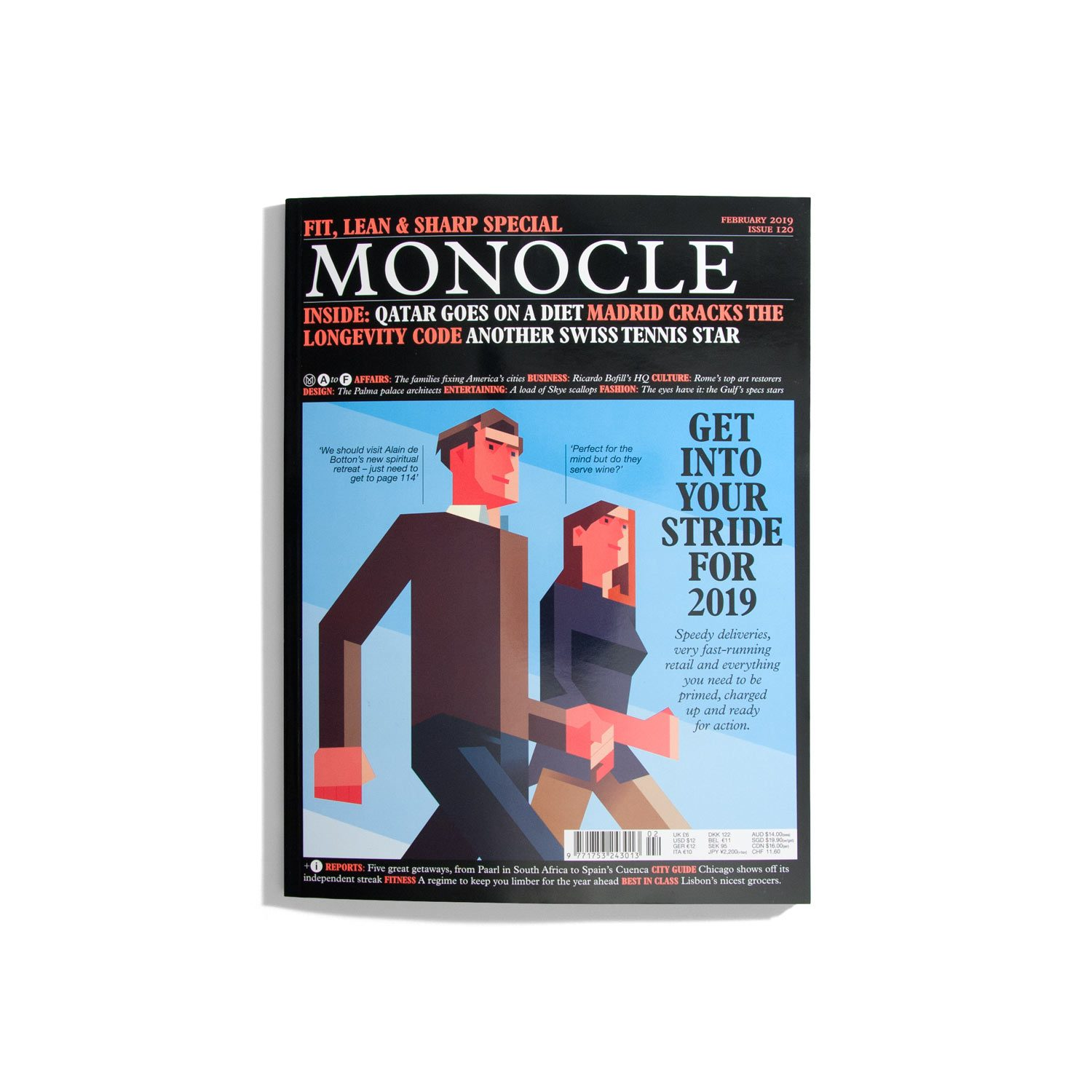 Monocle Feb. 2019 - do you read me?!