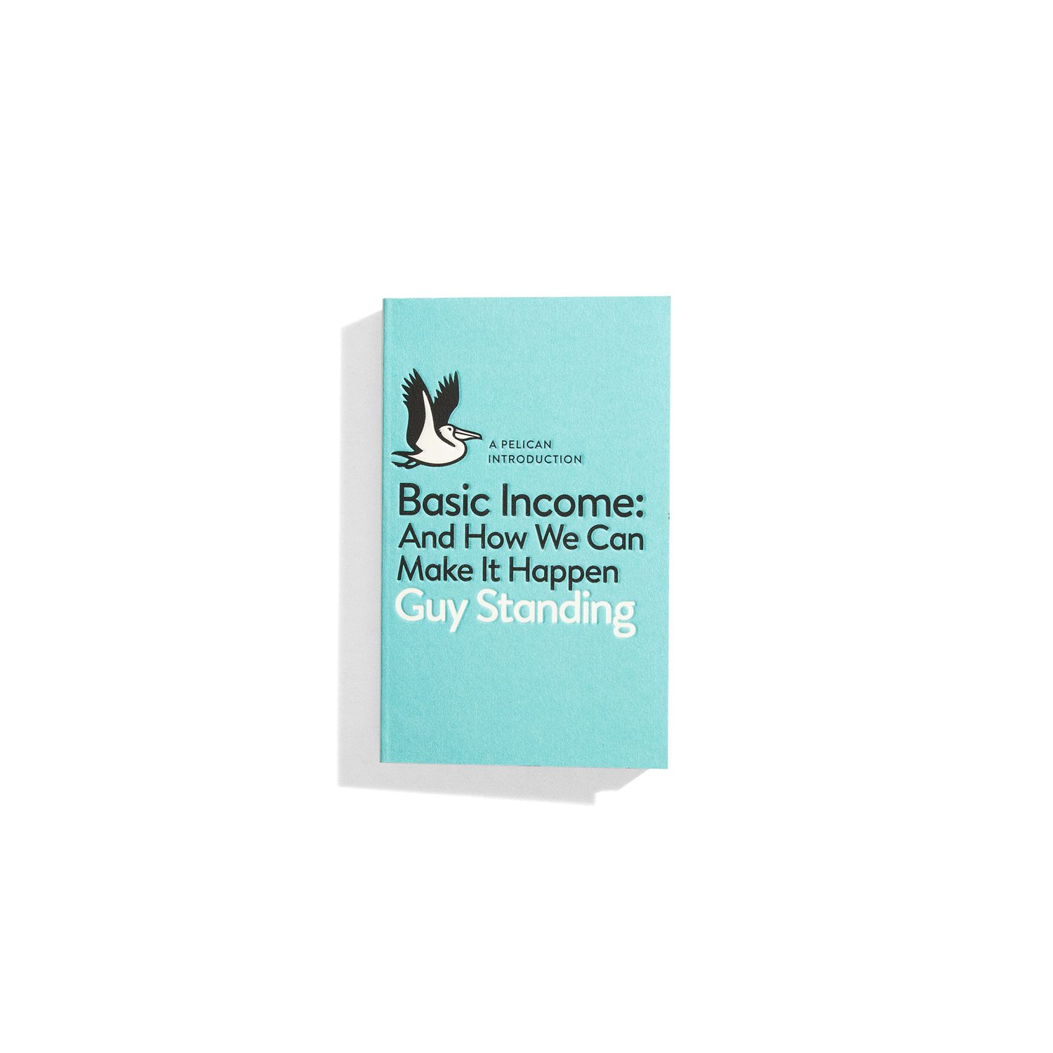 Basic Income: And How We Can Make It Happen - Guy Standing