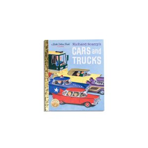 Cars and Trucks - Richard Scarry