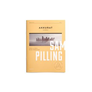 Akkurat Journal #4 Winter 2018/19 - Sam Pilling