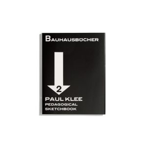 Bauhausbücher 2 - Pedagogical Sketchbook - Paul Klee