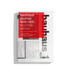 bauhaus journal 1926-1931 (EN)