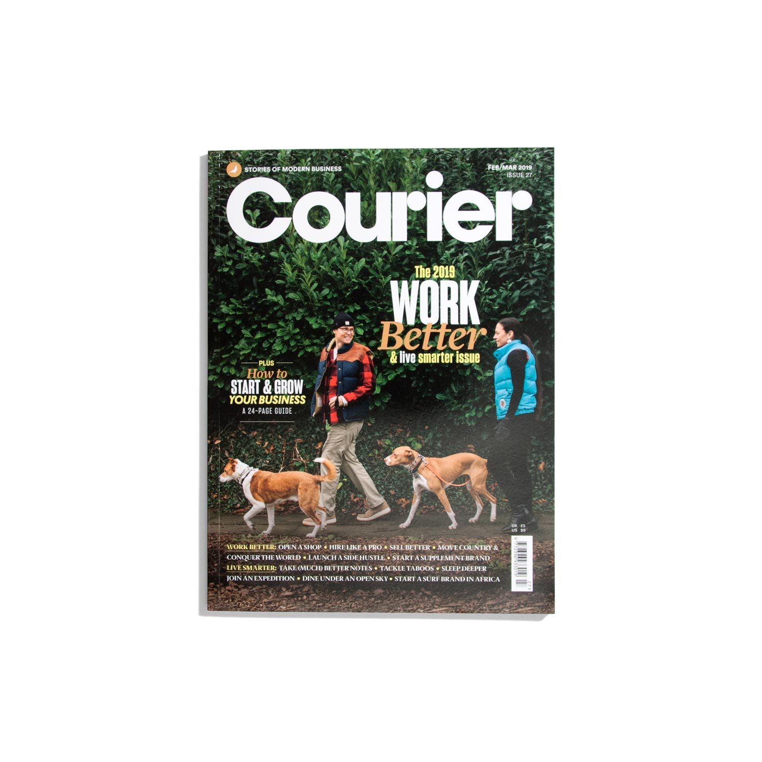 Courier #27 Feb./March 2019