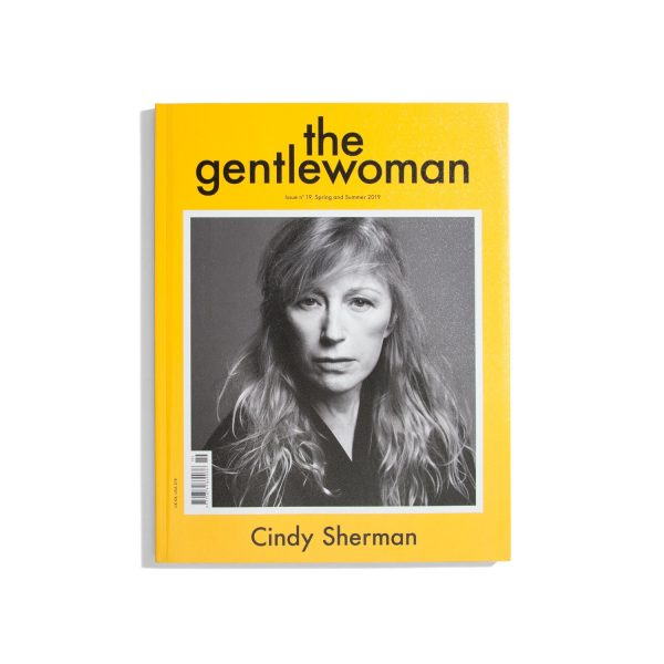 The Gentlewoman #19 S/S 2019 Cindy Sherman