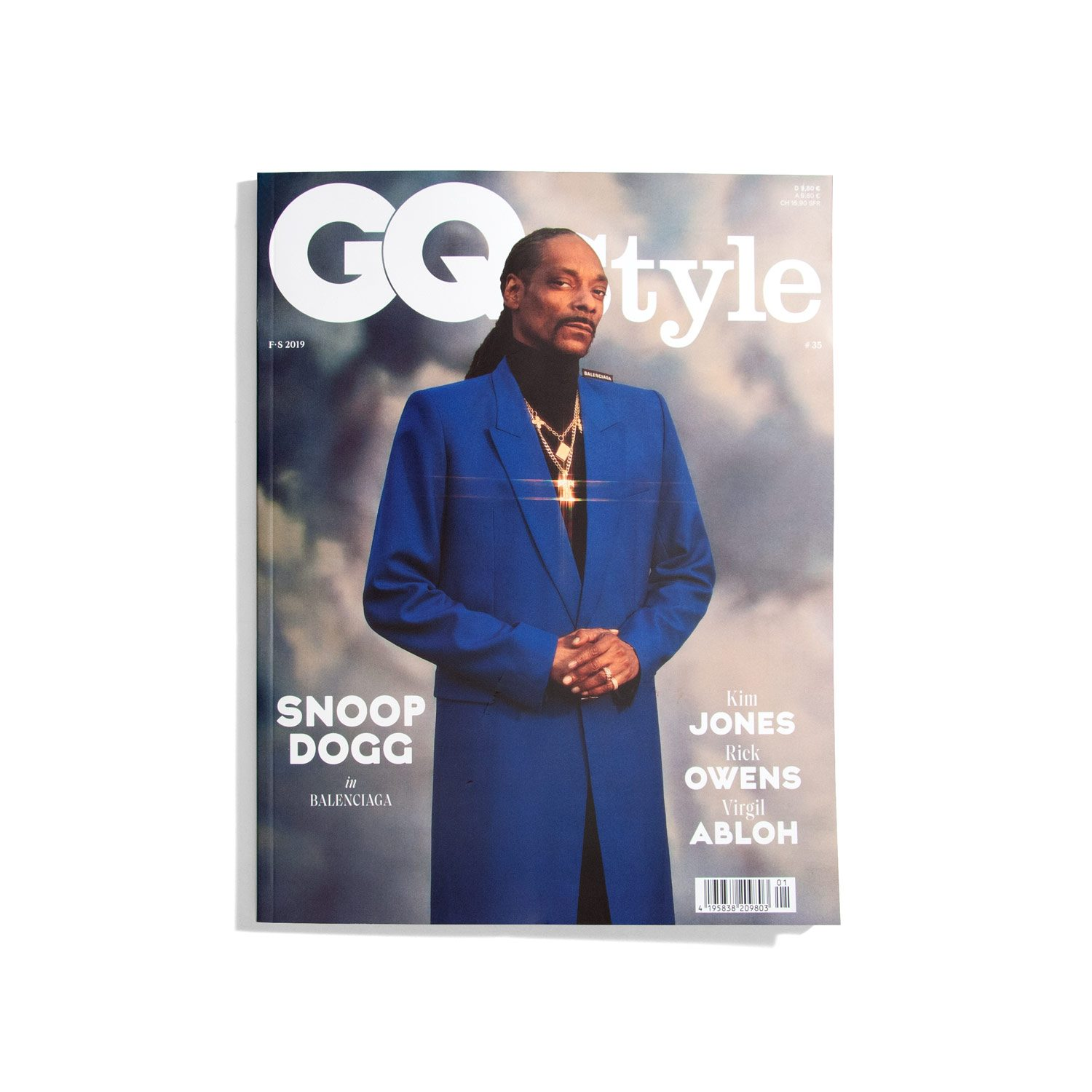 GQ Style Germany #35 S/S 2019