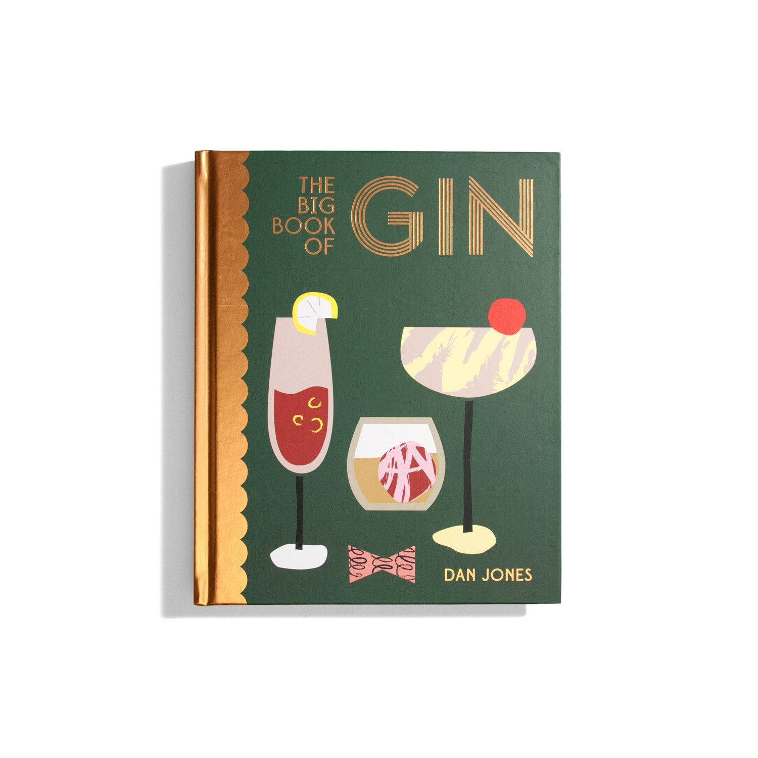 The Big Book of Gin - Dan Jones