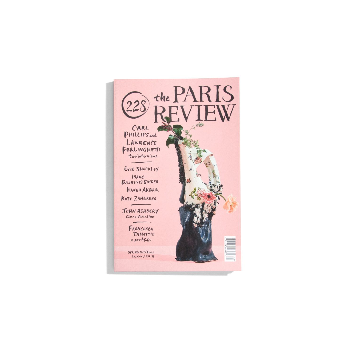 Paris Review #228 2019