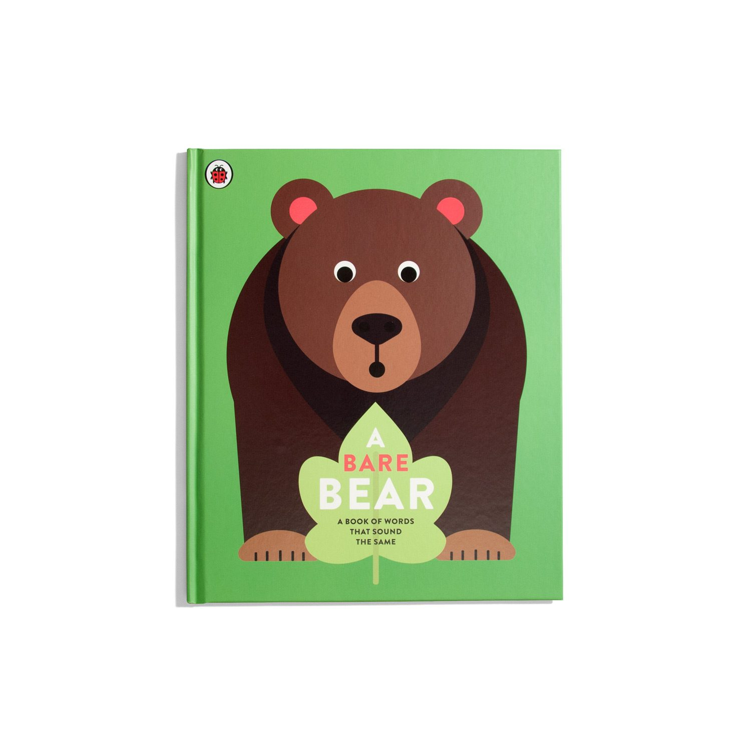 A Bare Bear. A Book of Words that sound the same - Caz Hildebrand
