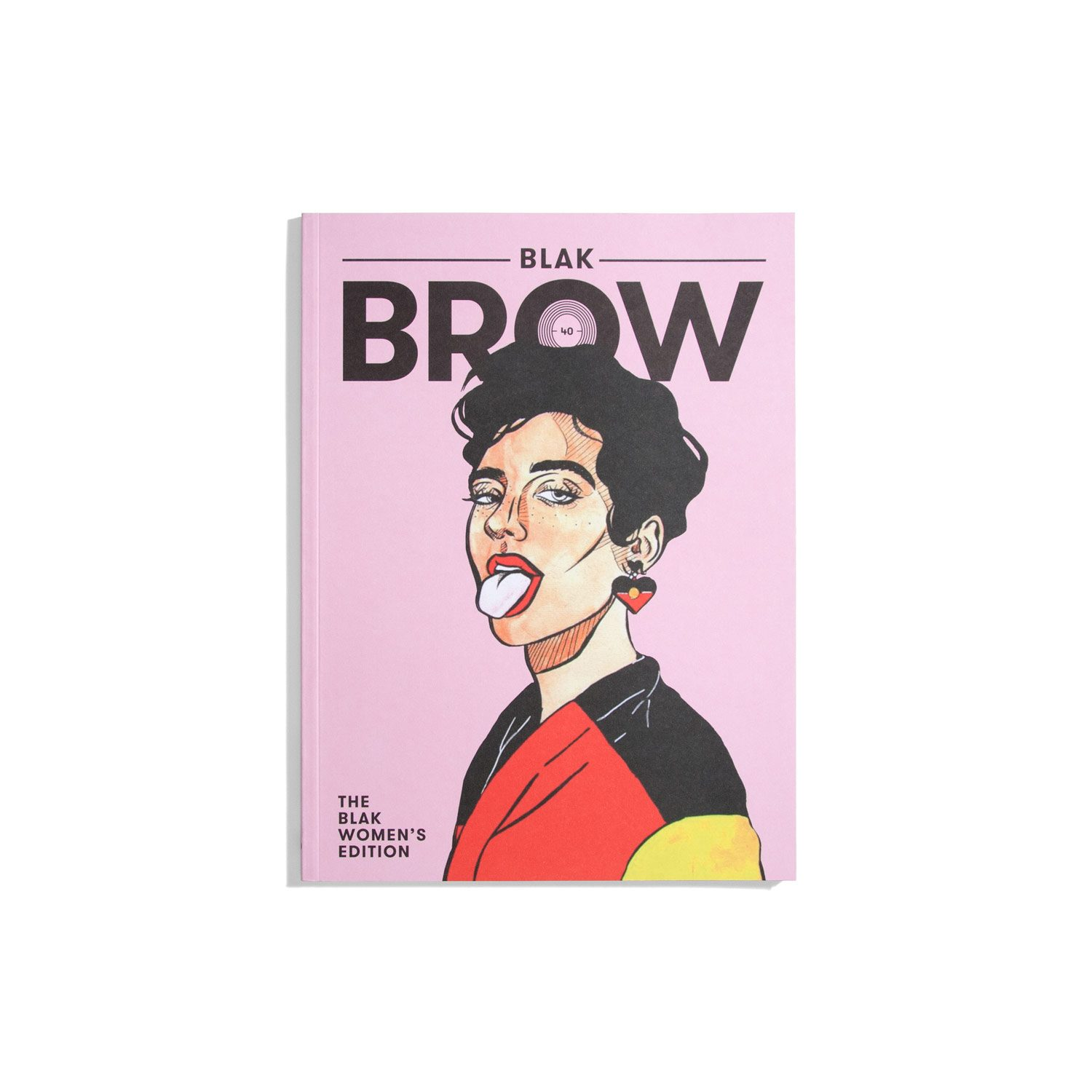 The Lifted Brow #40 2019