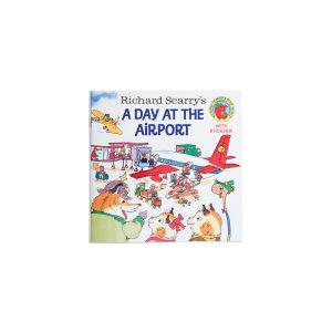 A Day at the Airport - Richard Scarry