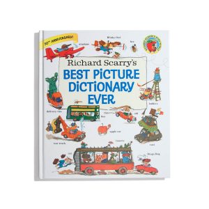 Best Picture Dictionary Ever - Richard Scarry