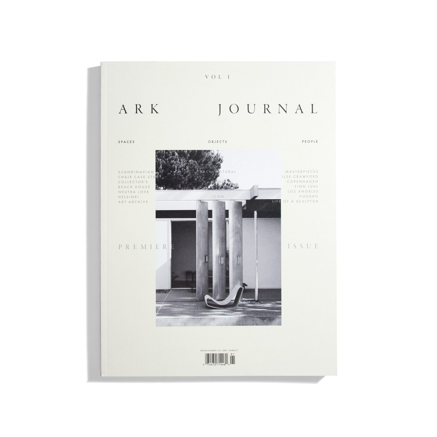 Ark Journal #1 2019