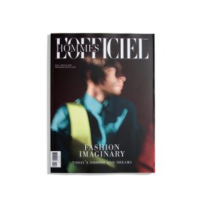 L'Officiel Hommes Italy #22 2019