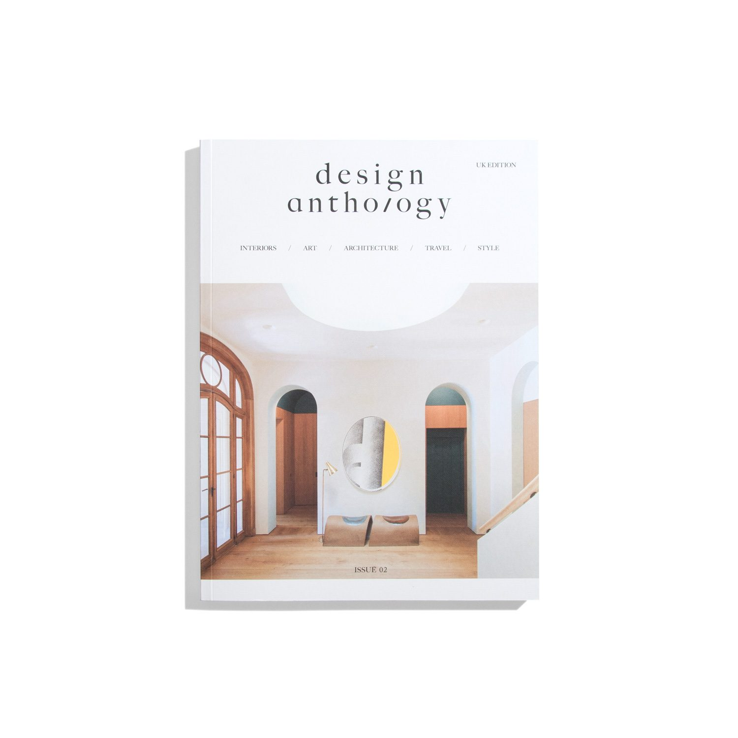 Design Anthology UK Edition #2 2019