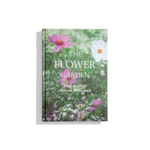 The Flower Garden - How to grow flowers from seed - Clare Foster
