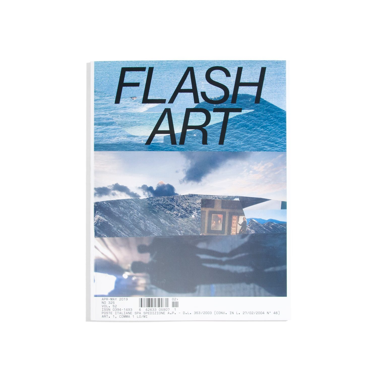 Flash Art April/May 2019