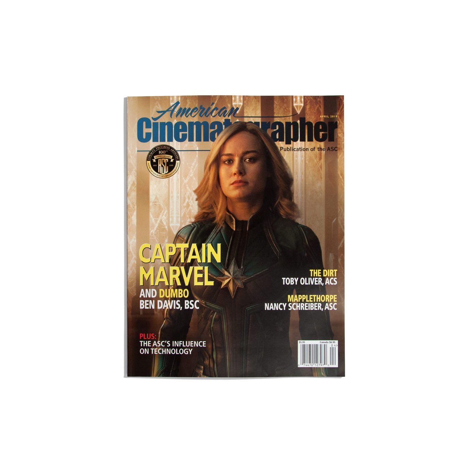 American Cinematographer April 2019
