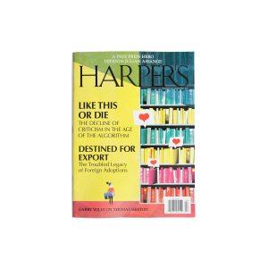 Harpers Magazine US April 2019