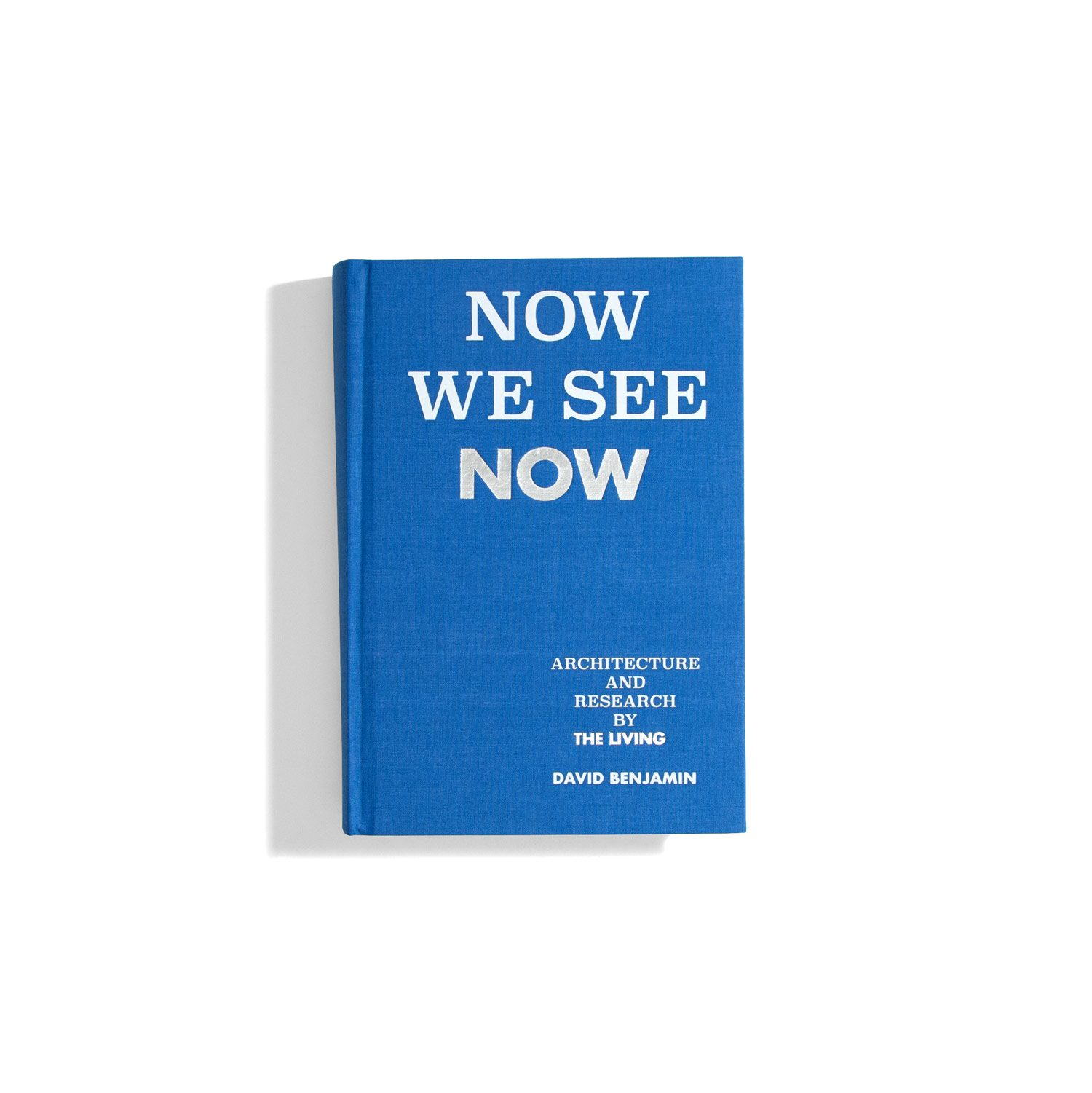 Now we see now - David Benjamin
