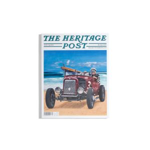 Heritage Post #30 2019 - Magazin für Herrenkultur